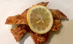 Chinese Lemon Pork Chops 檸檬豬扒