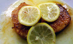 Lemon Pork Chop